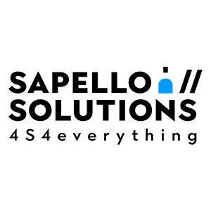Logo Collaborazione Sapello Solutions